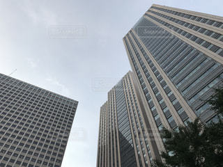 背の高い建物の写真・画像素材[770792]