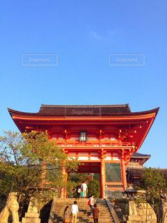 京都 清水寺の写真・画像素材[770354]