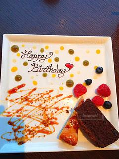 バースデーケーキの写真・画像素材[770506]