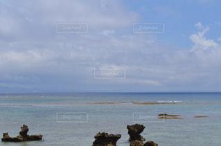沖縄の海♡の写真・画像素材[770832]