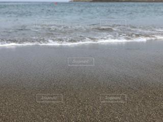 砂浜の上の写真・画像素材[1457573]