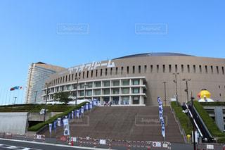 大きな建物の写真・画像素材[772742]