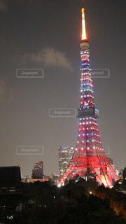 東京マラソンカラーの写真・画像素材[1037775]