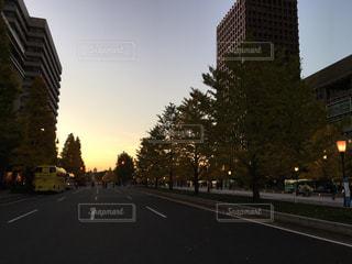 街の通りの写真・画像素材[772683]
