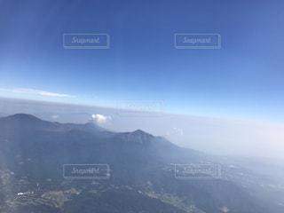 山のビューの写真・画像素材[773298]