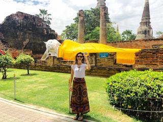 タイの有名地の写真・画像素材[773429]
