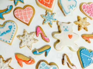 アイシングクッキーの写真・画像素材[773434]