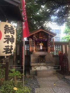 結神社の写真・画像素材[781972]
