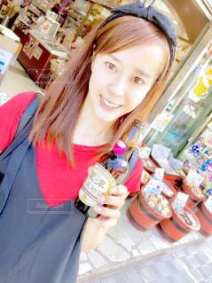 草津の湯畑 地ビールの写真・画像素材[780674]