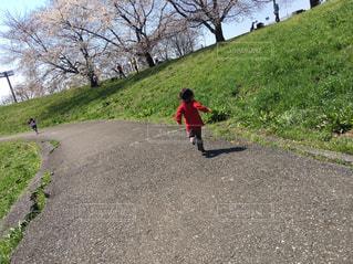 歩くの写真・画像素材[1258089]