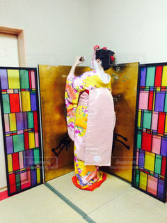 舞妓 ニセモノの写真・画像素材[775565]