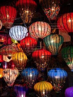Beautiful lanterns at Hoi An in Vietnam - No.775261