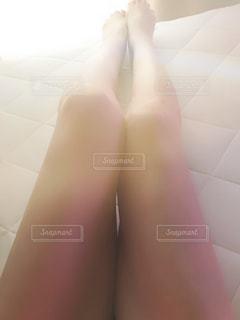 足の写真・画像素材[807662]
