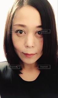 やつれた顔の女性の写真・画像素材[899633]