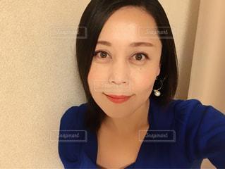 微笑む女性の写真・画像素材[921310]