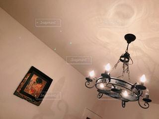 ランプの影が好きの写真・画像素材[938704]