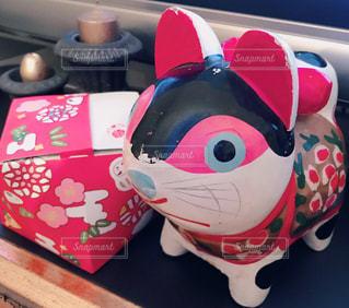 子供の頃からある狛犬 - No.938939