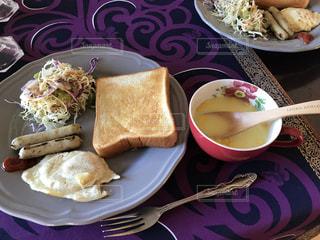朝食の写真・画像素材[939121]