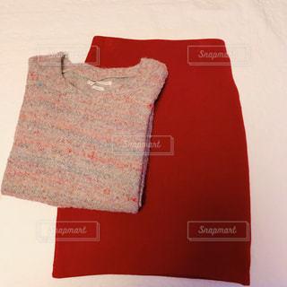 セーターとスカート - No.957259
