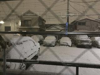 雪☃️凄いの写真・画像素材[971782]