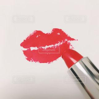 唇と口紅の写真・画像素材[979190]
