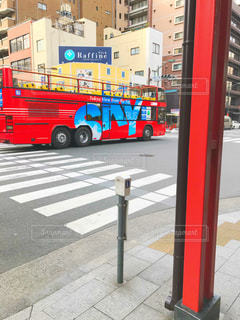 バスの写真・画像素材[987651]