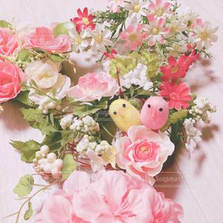 ピンクの花の花束 - No.994073