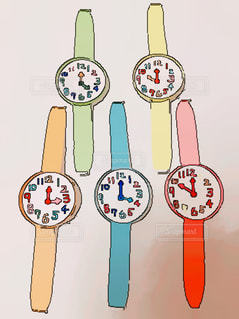 腕時計の写真・画像素材[1112066]