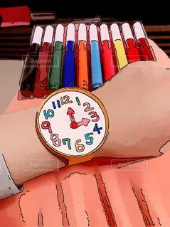 腕時計の写真・画像素材[1112078]