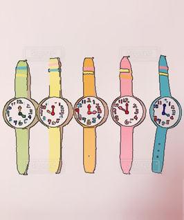腕時計の写真・画像素材[1112081]