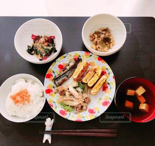 ヘルシーな食事の写真・画像素材[1127603]