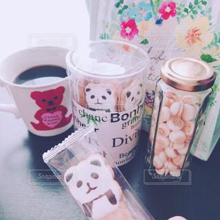 パンダのお菓子の写真・画像素材[1139705]