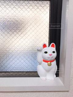 招き猫の写真・画像素材[1322427]