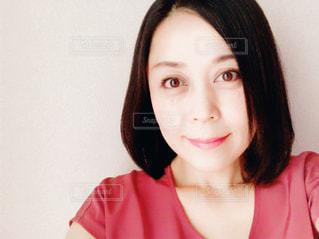 笑顔の女性の写真・画像素材[1454184]
