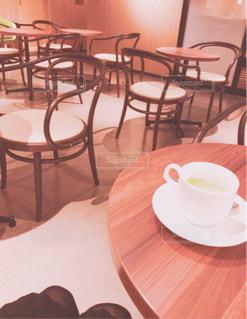 カフェの写真・画像素材[1637173]