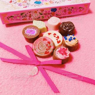 チョコレートの写真・画像素材[1795092]