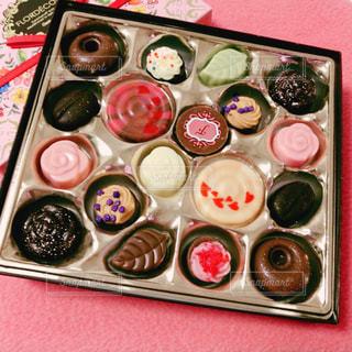 チョコレートの写真・画像素材[1795093]