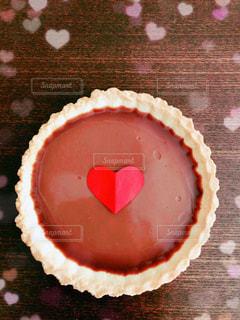 バレンタインケーキの写真・画像素材[2938529]