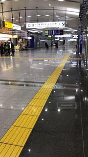 新幹線乗り場 品川駅の写真・画像素材[3017872]