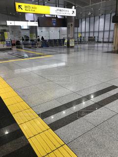 品川駅新幹線口の写真・画像素材[3017871]