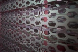 近未来的な壁の写真・画像素材[800966]