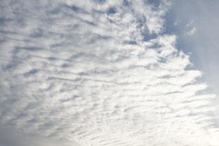 近くに空には雲の上の写真・画像素材[787955]