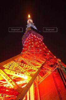東京タワーの写真・画像素材[1206614]