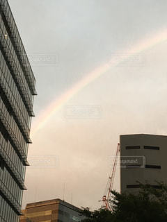 虹の街の写真・画像素材[776201]