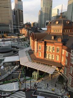 東京駅丸の内の写真・画像素材[776725]