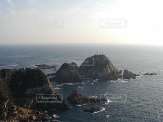 本土最南端 佐多岬の景色の写真・画像素材[777262]