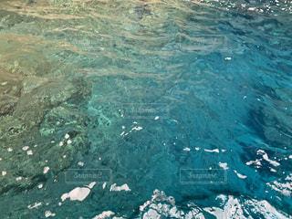 キレイな海の写真・画像素材[2949096]