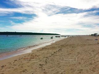 東洋一のビーチの写真・画像素材[777784]