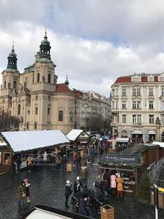 チェコ プラハの景色の写真・画像素材[778179]