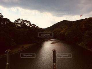水の大きな体の写真・画像素材[846759]